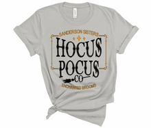 Load image into Gallery viewer, Hocus Pocus Halloween Tee