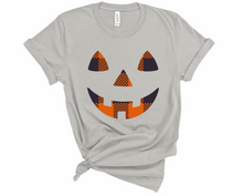 Load image into Gallery viewer, Jack O' Lantern Halloween Tee