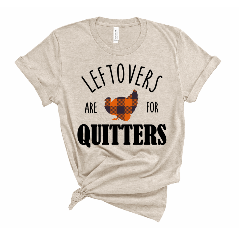 Thanksgiving Leftovers Tee