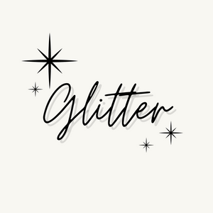 Glitter for Fall Tees