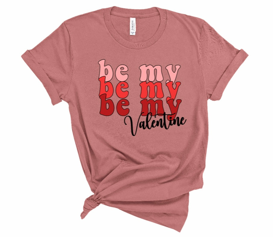Women's Be My Valentine Tee