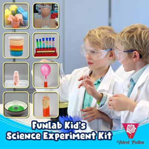 TTF™ - FunLab Kid's Science Experiment Kit