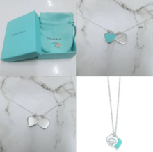 Load image into Gallery viewer, T&C Return to Tiffany Necklace