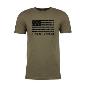 T-Shirt - Nine Twelve Flag