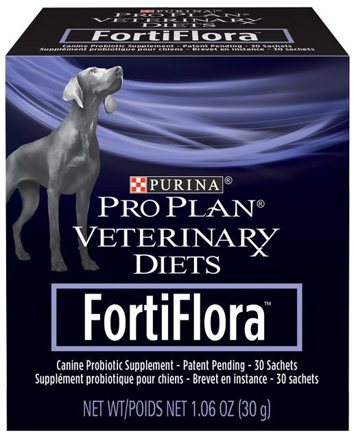 Purina Pro Plan Veterinary Diets Fortiflora Canine Probiotic Supplement