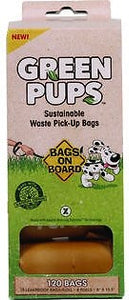 Bags on Board Green Pups Refill Pack