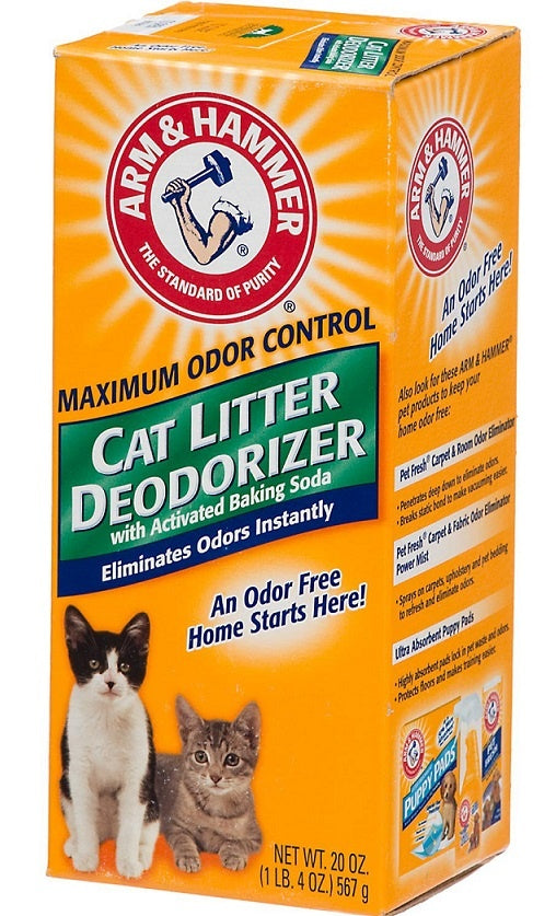 Arm & Hammer Cat Litter Deodorizer Powder