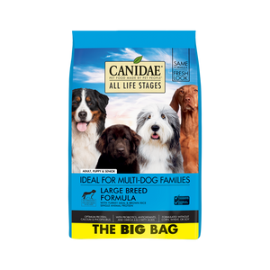 Canidae All Life Stages Large Breed Turkey Meal & Brown Rice Formula Dry Dog Food