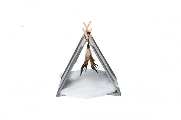 BeOneBreed Cat Tipi House
