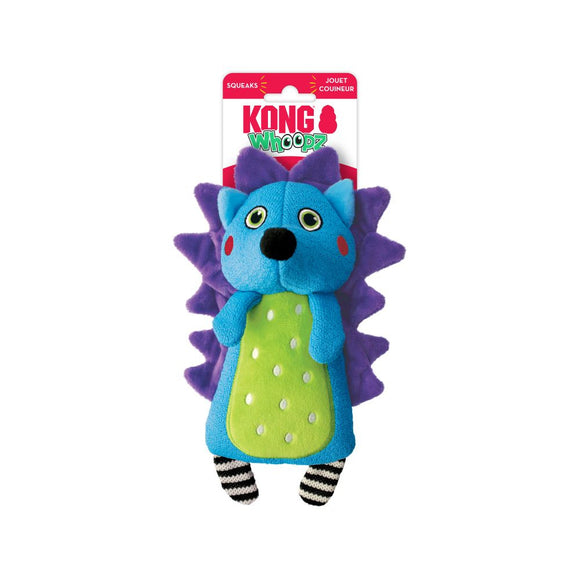 Kong Whoopz Hedgehog Dog Toy