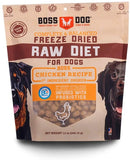 Boss Dog Complete & Balanced Chicken Recipe Freeze Dried Dog Food