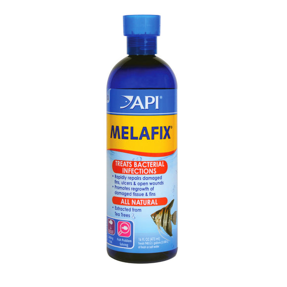 API Melafix Freshwater Fish Bacterial Infection Remedy