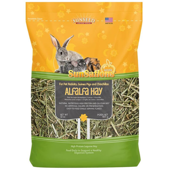 Vitakraft Sunsations Natural Alfalfa Hay