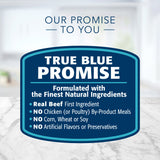 Blue Buffalo Tastefuls Natural Pate Beef Entree Wet Cat Food