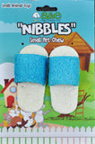 A & E Nibbles Loofah Small Animalndal Small Animal Toy