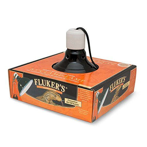 Fluker's Repta Clamp Lamp