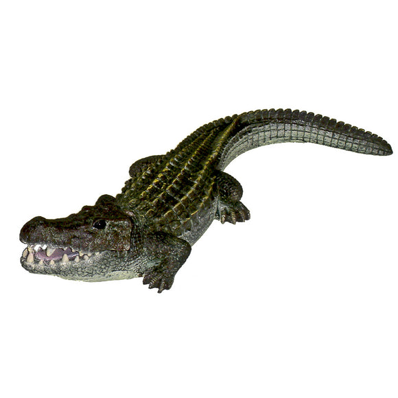 Blue Ribbon Exotic Environments Bubbling Alligator Tank Accessory