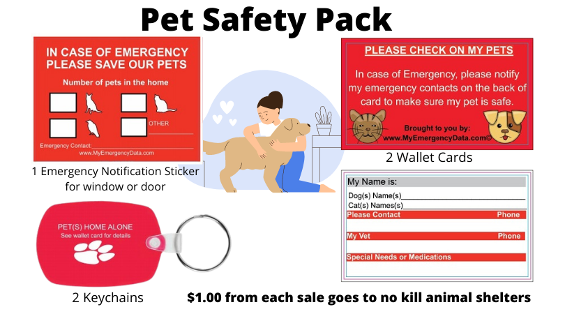 Pet Alert Safety Pack