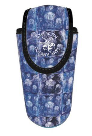 600ml Bottle Holder Oorany Arts Cooler Bag with strap