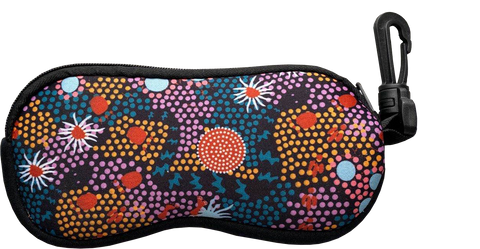 **NEW** Sunglasses Case - 5 Bulurru Designs To Choose From