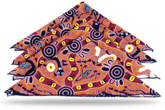 Aboriginal Napkins (Set of 4)