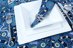 Aboriginal Square Tablecloth
