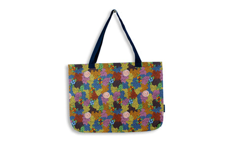 Bush Fruit Dreaming Large Tote Bag