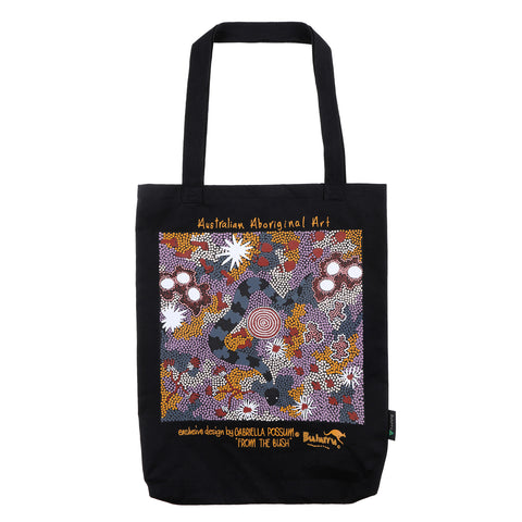 From The Bush Large Tote Bag