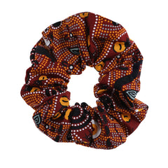 Aboriginal Scrunchies (SINGLE) - 9 Designs to choose from