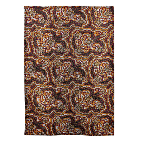 CLEARANCE - Aboriginal Cotton Teatowels