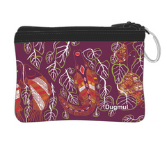 Graham Kenyon Coin Purse - 4 Styles To Choose From
