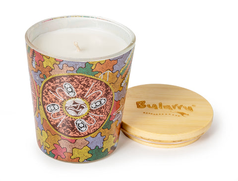 Bulurru Soy Candle Women's Corroboree Lemon Grass & Citrus