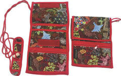 """Heart Of My People"" 9 Pocket Travel Wallet/Pouch"