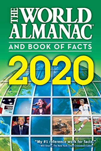 The World Almanac and Book of Facts 2020 !! GFBtB DONATION ONLY !!