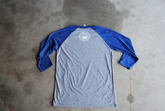 Royal Retro Bro Raglan