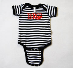 Navy Sailor Future Bro Onesie