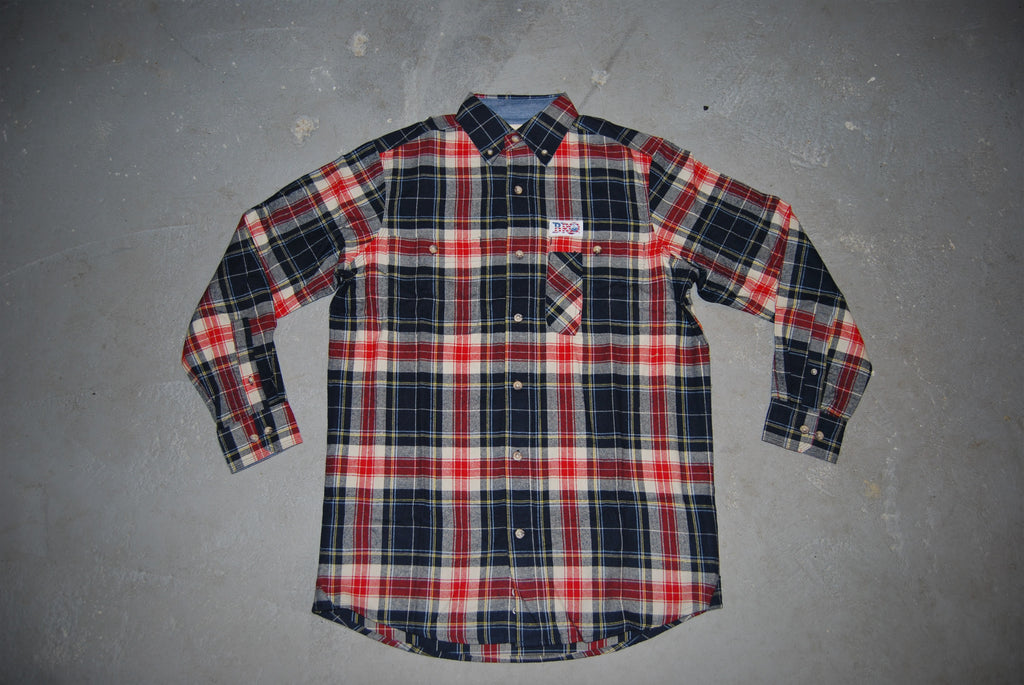 Rugged LumBrojack Flannel