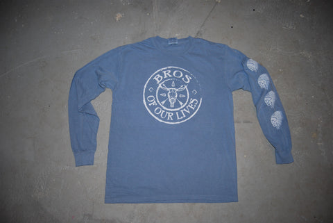 Native Bro Long Sleeve Tee