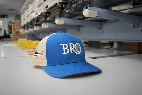 Clear Skies Bro Hat