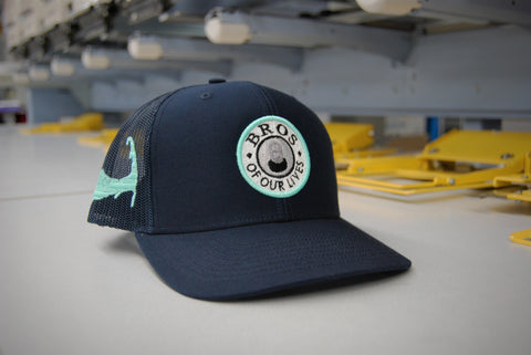 Deep Sea Bar Tab Bro Hat