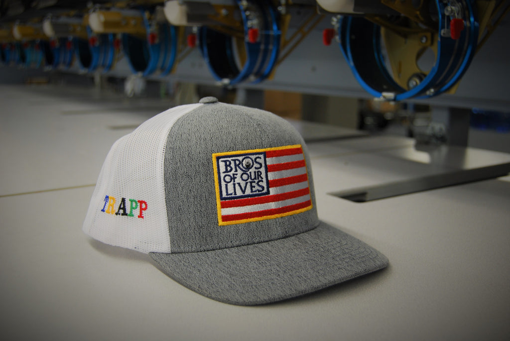 America the Beautiful Trapp Hat