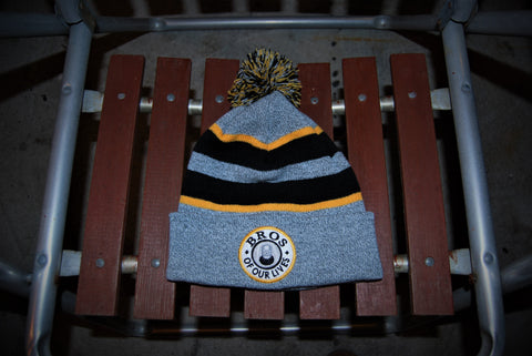 Honey Jack Bro Beanie