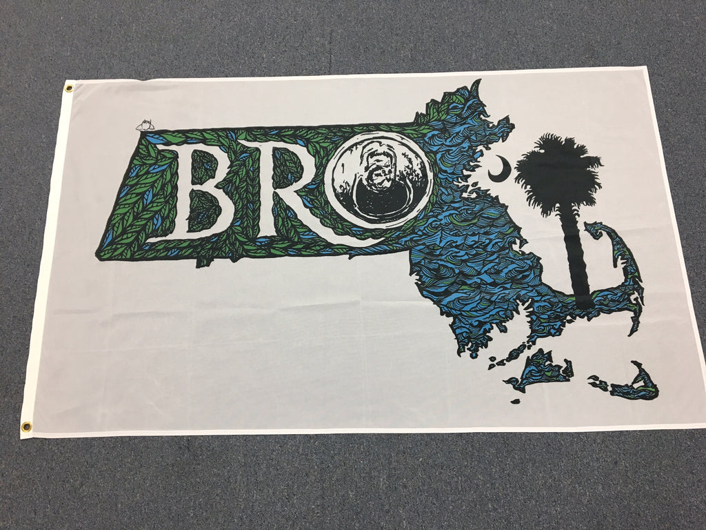 Brossachusetts Flag