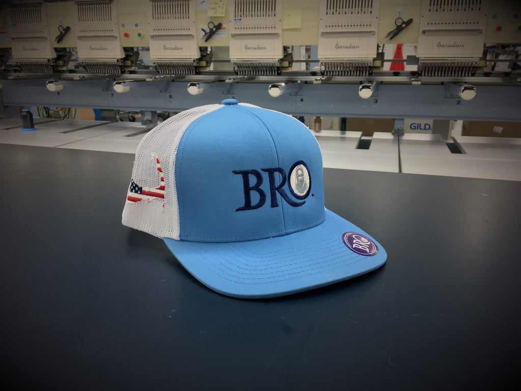 Barrier Beach Bro Hat