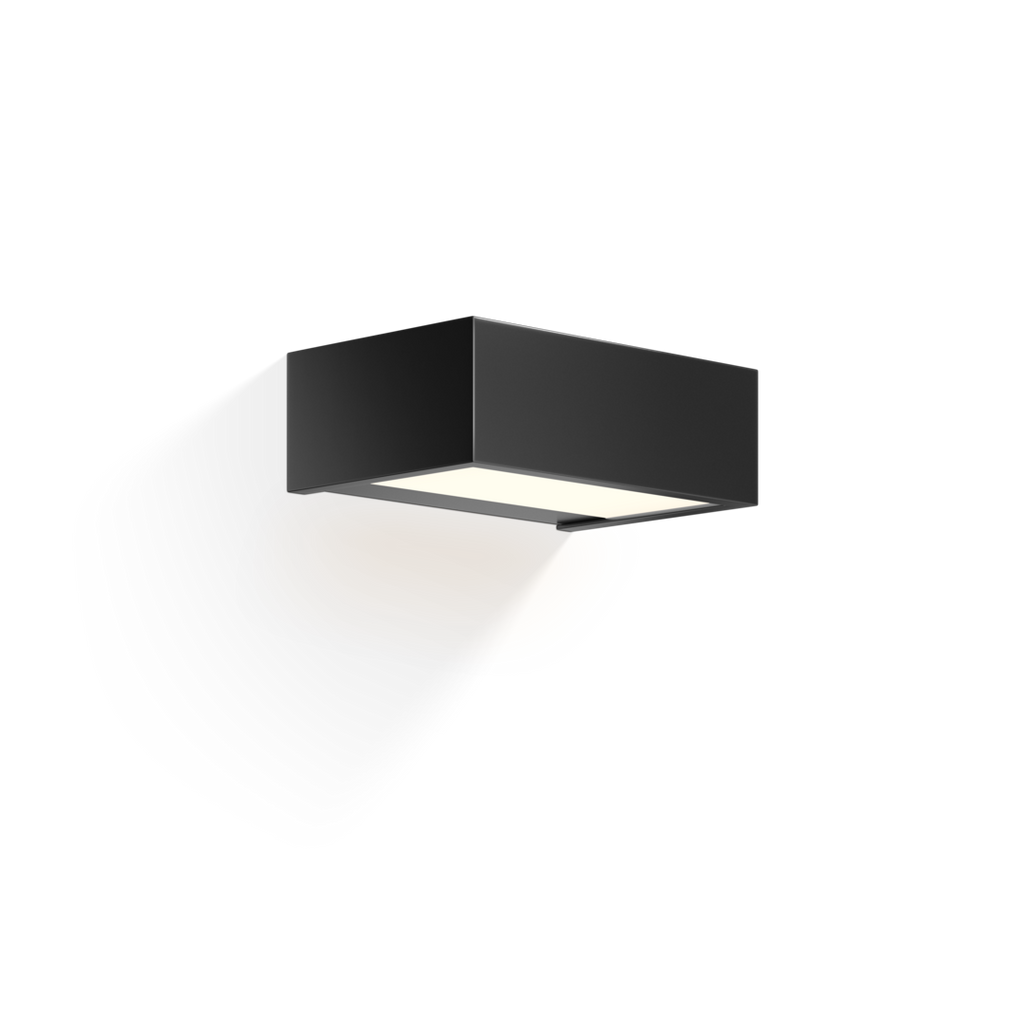 Box 15 Wall Light LED - Black