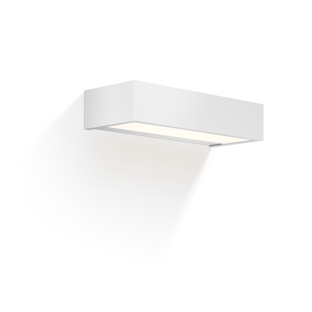 Box 25 Wall Light LED - Matt White