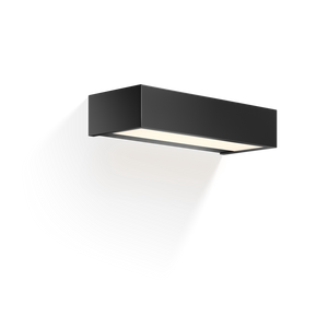 Box 25 Wall Light LED - Matte Black