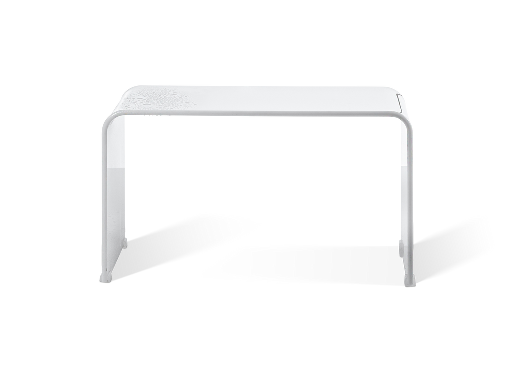 Bench DW80 XL - White Acrylic