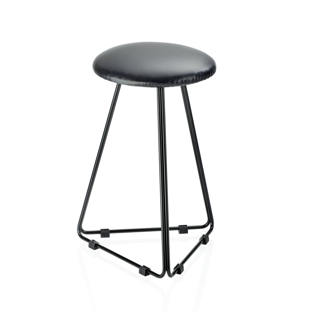 Stool DW71 - Black