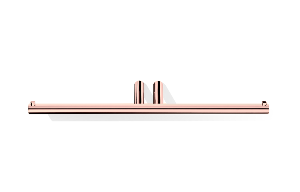 Toilet Paper Holder Double MK TPH2 Mikado - Rose Gold